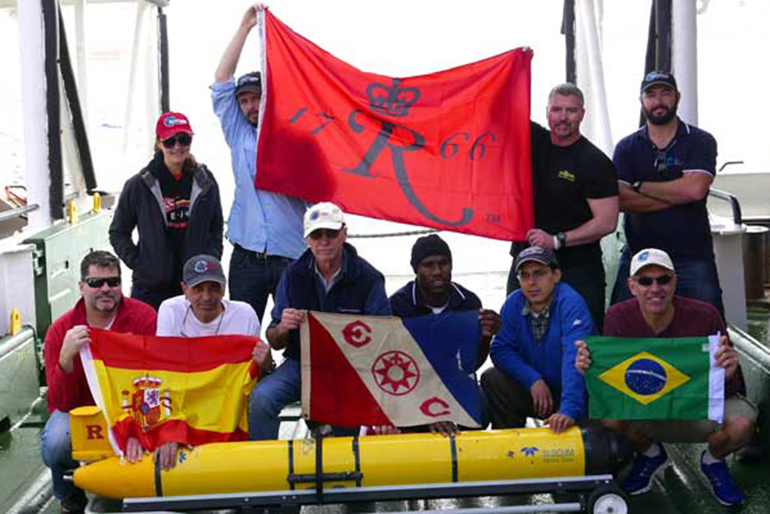 South Atlantic Circumnavigation Complete