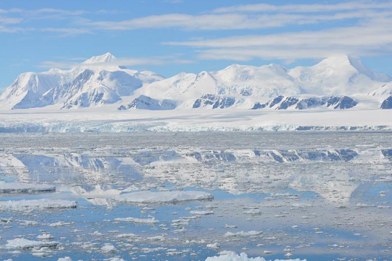 antarctica oceans changing