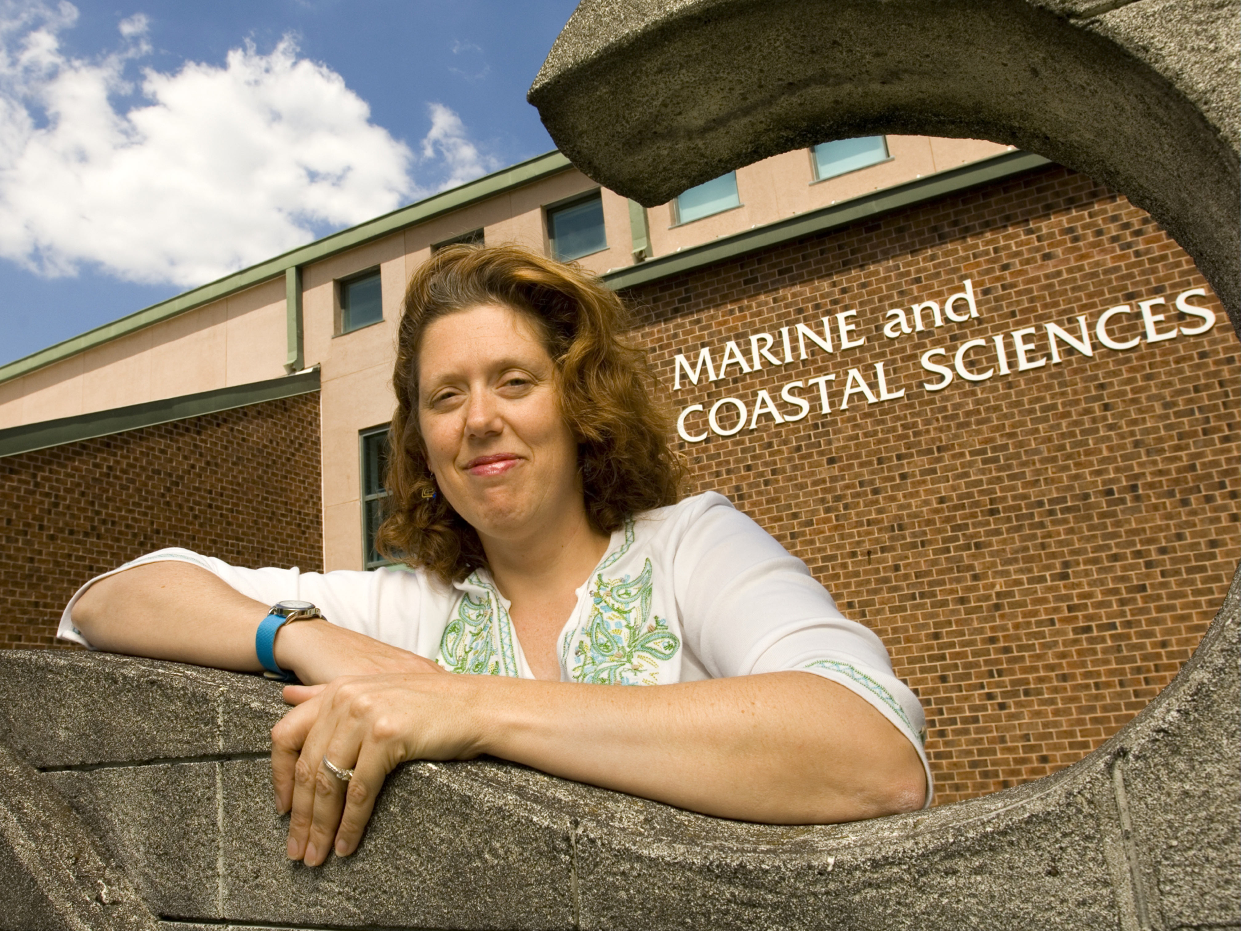 Janice McDonnell, Center for Advancing the Societal Impacts of Research coprincipal investigator and an associate professor in the School of Environmental and Biological Sciences at Rutgers University-New Brunswick.