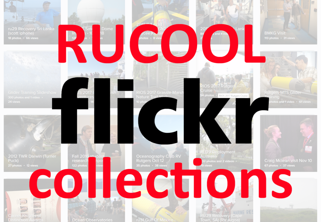 RUCOOL flickr collection