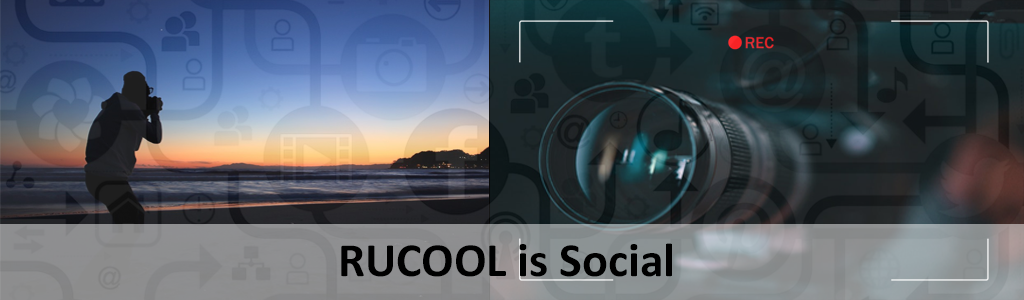RUCOOL is Social