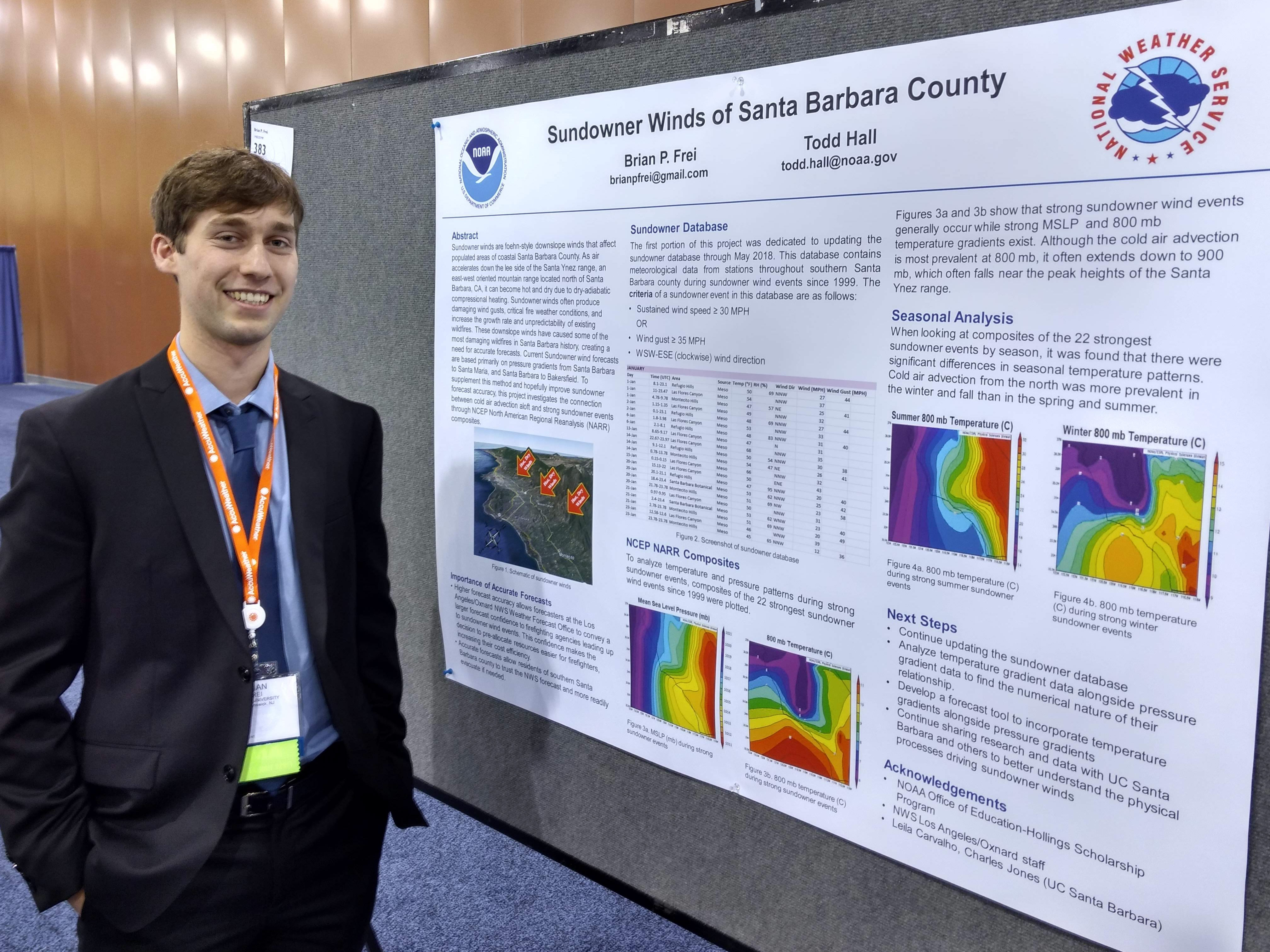 99th Annual Meeting of the American Meteorological Society