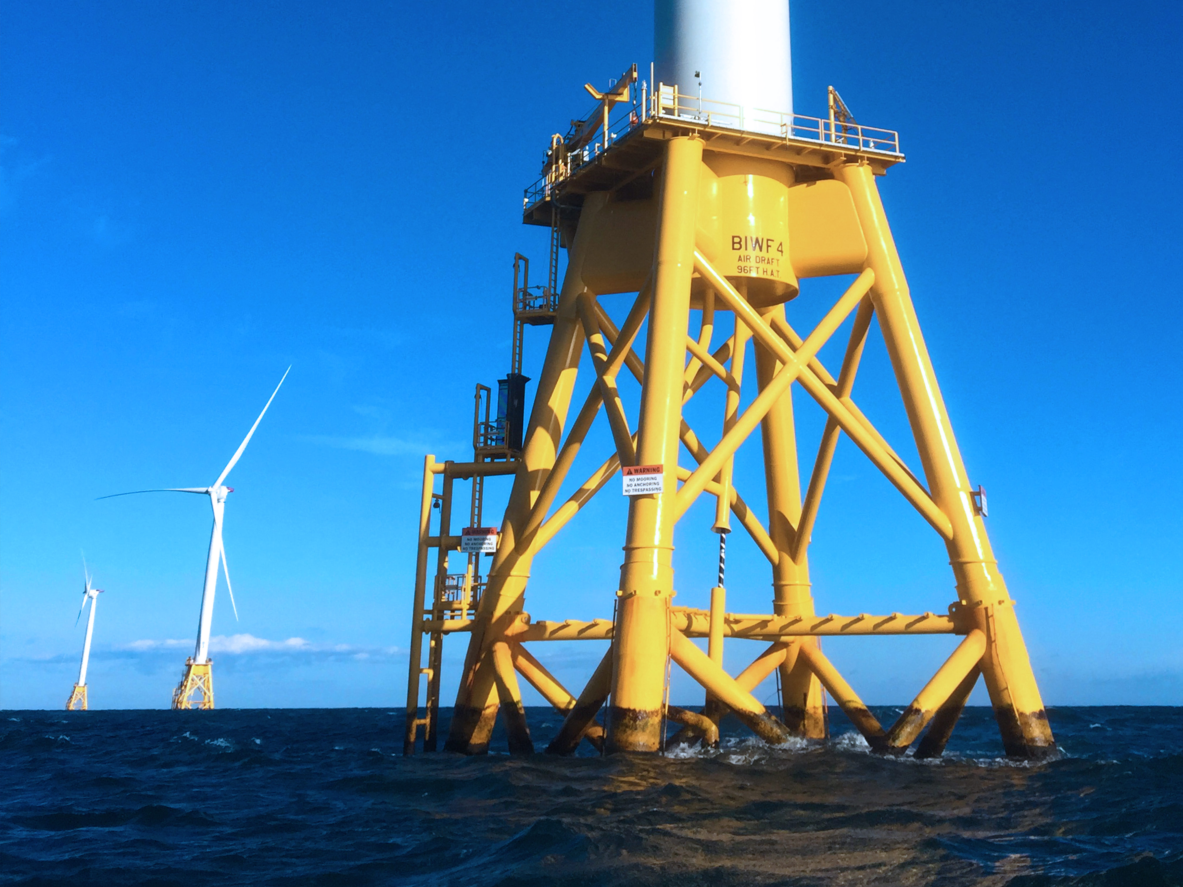 A New Way to Predict Sea Breezes May Benefit Offshore Wind Farms