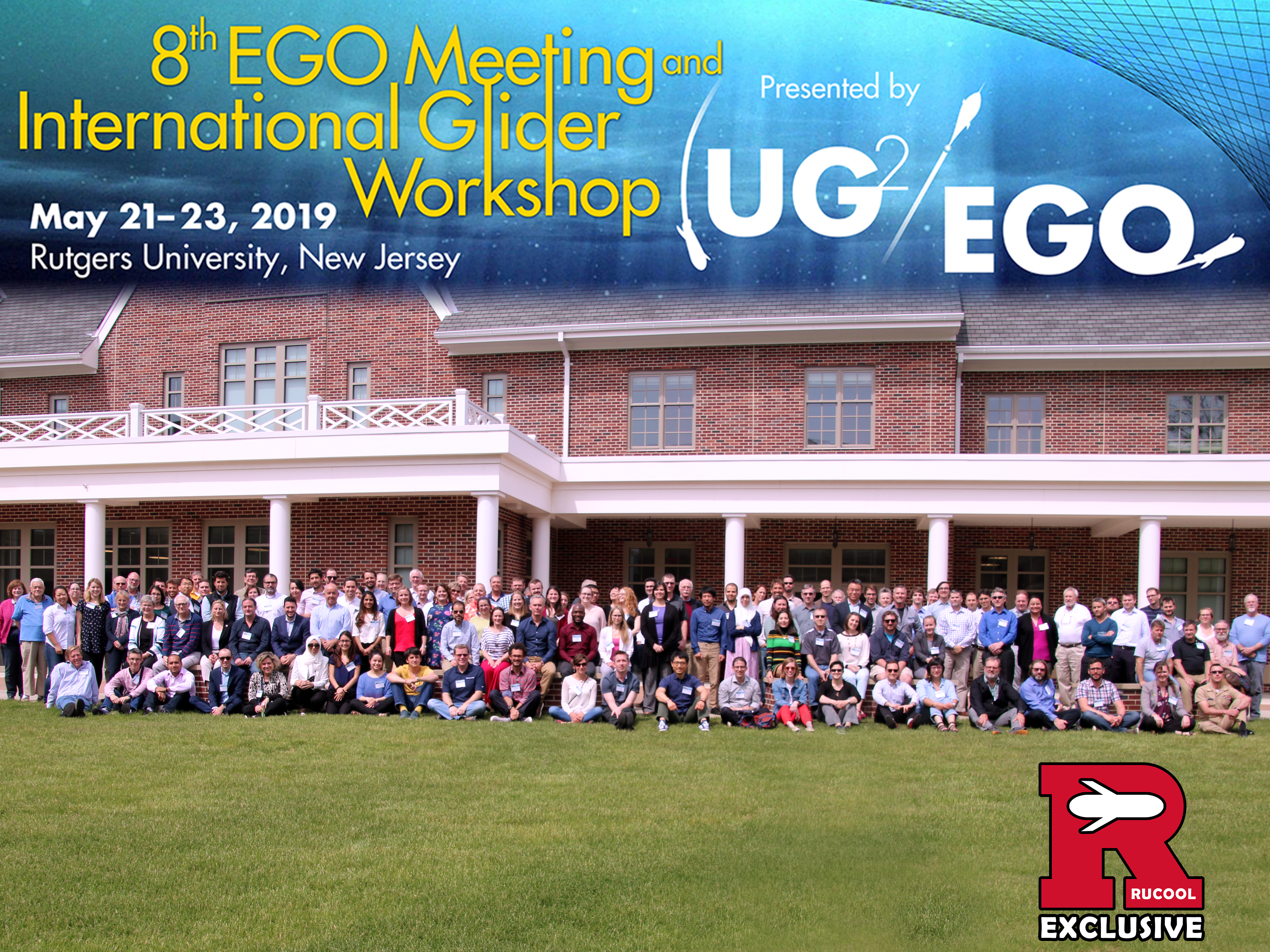 RUCOOL presents at 8th EGO Meeting and International Glider Workshop