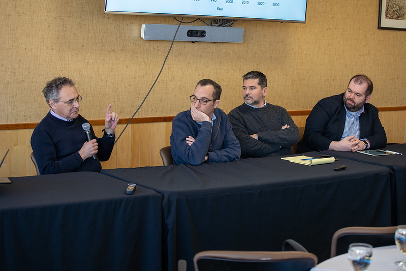 A Panel on Global Aspects of Rutgers Research and Engagement