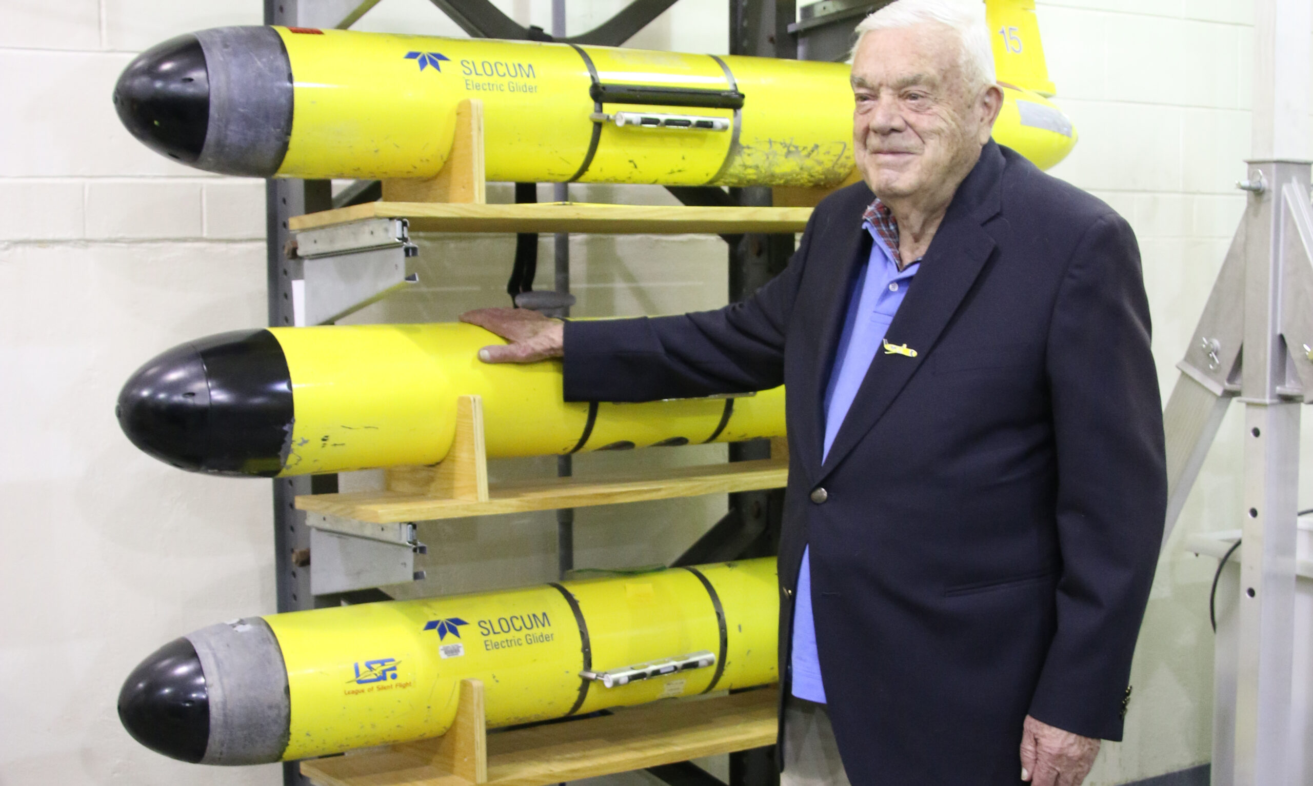 WHOI Appoints Douglas C. Webb as Oceanographer Emeritus