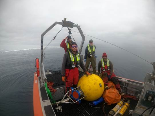 It's COOL Summer Research Time in Antarctica
