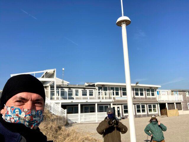 CODAR meets Orsted Block Island Windfarm