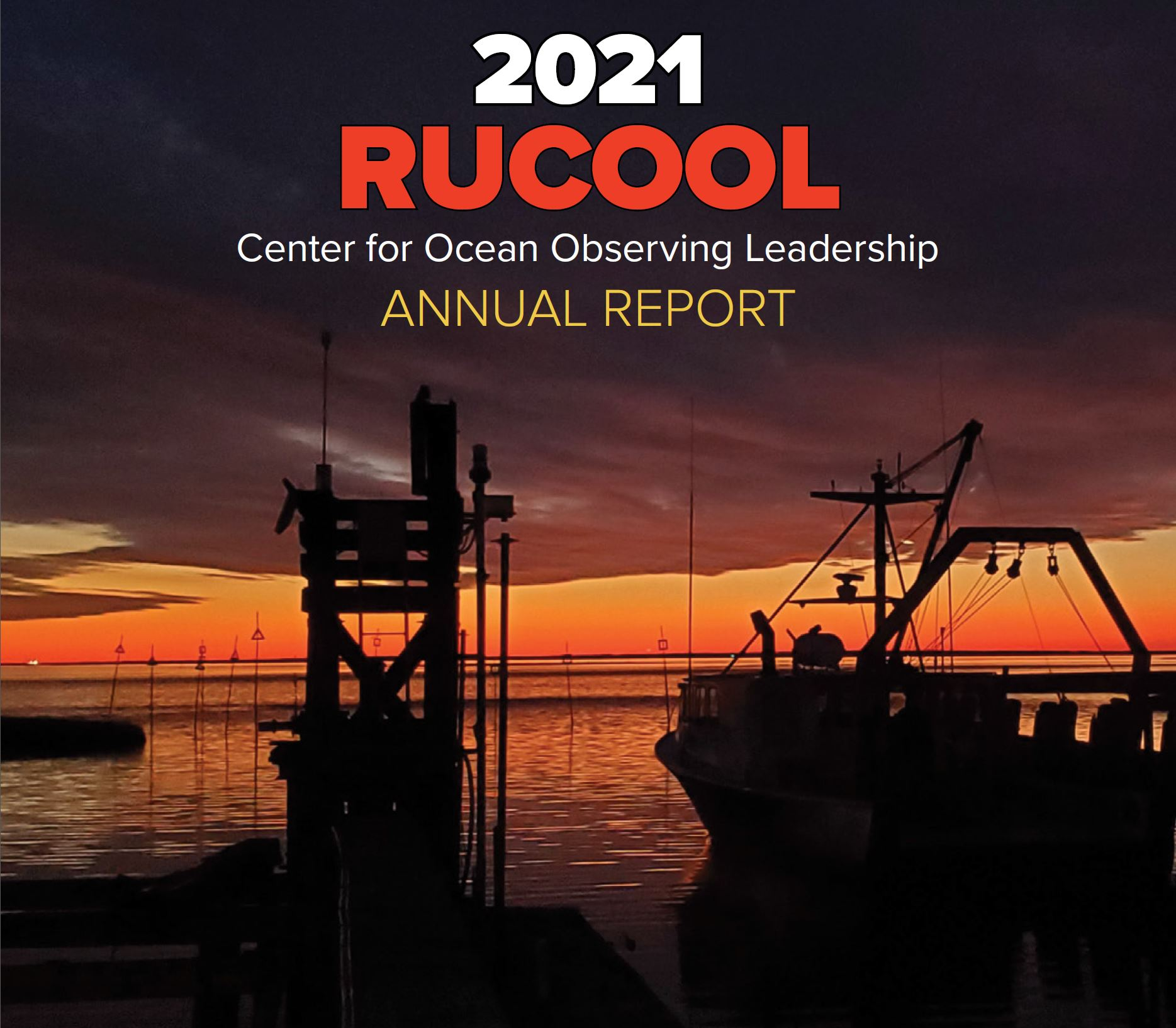 RUCOOL 2021 Annual Report Released